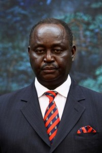Central African Republic President Francois Bozize. [Getty Images]