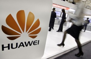 Huawei is one of the world's largest telecoms network infrastructure providers [Getty images]