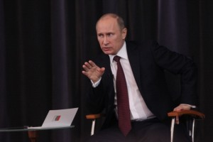Putin's Russia has called for dialogue as the only way out of the Syrian crisis