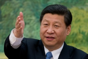 New CPC leader Xi Jinping   [Getty images]