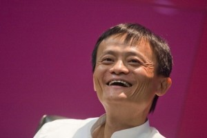 Alibaba Group chairman and CEO Ma Yun. [Getty Images]