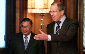 Burma and Russia