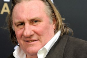 French actor Gerard Depardieu. [Getty Images]