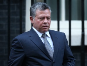 Jordan's King Abdullah II. [Getty Images]