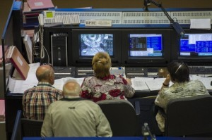 Russian Mission Control Center. [Getty Images]