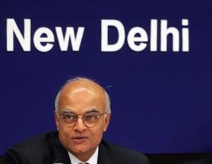 Indian Foreign Secretary Shiv Shankar Menon. [AP]