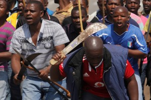 africa-violence
