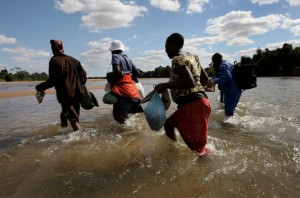 The Limpopo river, Musina. [Getty Images]