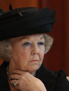 Queen Beatrix of the Netherlands (Getty Images)