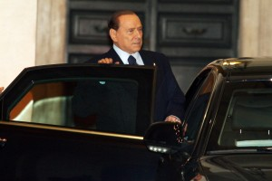 Berlusconi's alliance came just four seats short of an election victory [Getty Images]