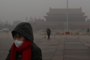 Some 16 of China's cities are among the most polluted in the world [Getty Images]