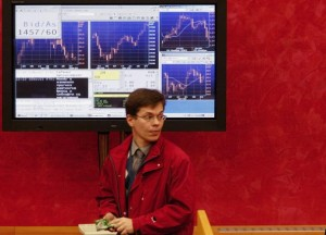 Moscow Interbank Currency Exchange (Getty Images)