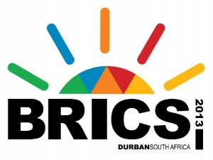 South Africa will host the 5th BRICS Summit in Durban on the 26-27 March, 2013.