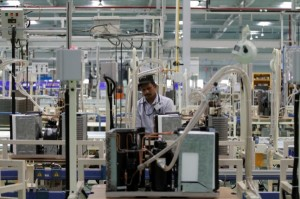 India needs to create better working conditions for manufacturing employees [Getty Images]