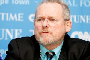 Davies says the Business Council will intensify cooperation among BRICS countries [Getty Images]