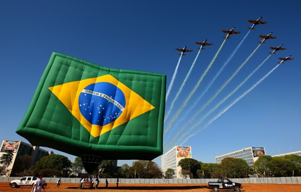 analysis on brazil Economic analysis on brazil we will write a custom essay sample on in the country of brazil, they conceivably have the kind of economy which may primarily fall on the line of.