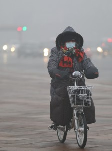 Officials say more needs to be done to improve China's air quality [Xinhua]