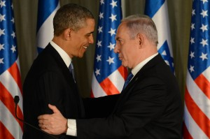 Obama seems to be warming up to the Israelis, but will he deliver a Middle East Peace settlement? [Xinhua]