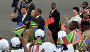 Xi has been trying to strengthen Africa ties ahead of the BRICS Summit in Durban [Xinhua]