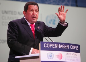 Chavez had propelled Venezuela on the global stage as a powerful oil-producing nation [Getty Images]