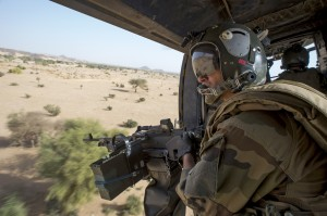 French-led Chadian and Mali forces have been fighting Al-Qaeda for nearly three months [AP]