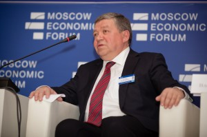 Ruslan Ginberg says Russia has achieved much in the past 20 years but thinks economic policy needs to change [TBP]