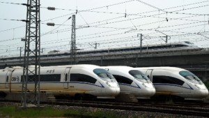 In the first seven months of this year, the CRC has invested 261.7 billion yuan in railway fixed assets [Getty Images]