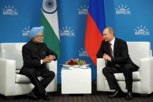 "The two BRICS partners reiterating their ""Special & Privileged Strategic Partnership"" [PPIO]"