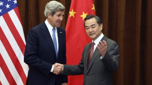 Kerry meets with Chinese Foreign Minister Wang Yi to discuss North Korea [Xinhua]