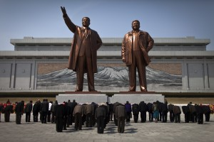 Pyongyang declared in March that the existing armistice deal was defunct [AP]