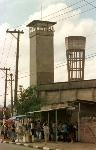 Carandiru Prison in Sao Paulo was South America's largest prison [AP]