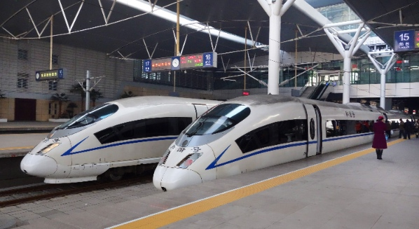 National railway network will grow by more than 23,000 kms over the next five years [Xinhua]