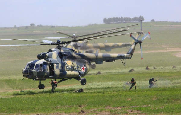 State-run Russian Helicopters have orders worth 388 billion rubles ($11.8 billion) through to 2020 [Xinhua]