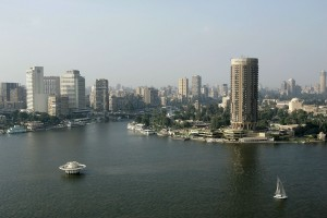Egyptians see the Nile River as a vital lifeline [Getty Images]