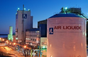 Air Liquide operates in 80 countries across the world.