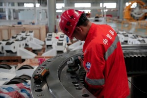 Chinese jobs has registered an increase of 310,000 from the number seen during the same period last year [Xinhua]