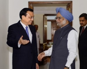 "China-India ties are complex and layered marked by border disputes but defined by a new push towards a ""strategic partnership"" [Xinhua Images]"