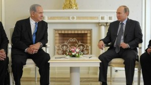Netanyahu met with Putin to discuss resolving the Syrian crisis [PPIO]