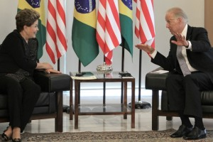 Brazil has taken contrarian positions from that of the US on core international issues like the Syrian conflict  (AP Images)