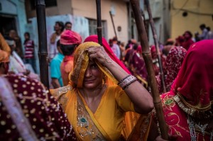 The bank mostly manned by women would start with an initial capital of 10 billion rupees ($186 million). (Getty Images)