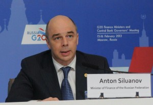 Siluanov said BRICS countries fear the end of monetary easing will increase currency volatility [Xinhua]