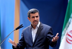 Ahmadinejad will discuss trade and security with Iraqi officials [Xinhua]