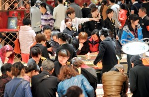 attributed the rise to consumers' greater willingness to spend and improving personal finances [Xinhua]