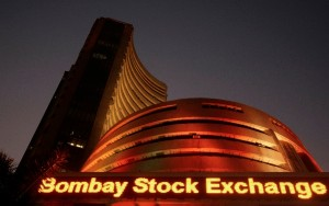 Brokers said sustained buying by funds and retail investors tracking a firming trend on other Asian bourses (AP Images)