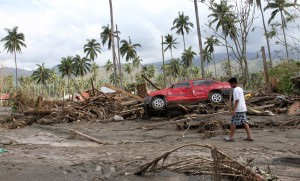Philippines is routinely hit by typhoons. At least 20 such storms are expected to hit the island in 2013 [Xinhua]