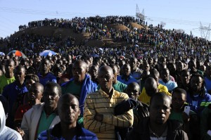 The National Union of Mineworkers (NUM) on Tuesday extended a deadline of a threatened new strike in gold mines to Friday [AP]