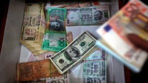 Indian policymakers have raised concerns about offshore trading for aggravating falls in the rupee with speculative bets in currency based contracts traded in financial centres [AP]