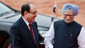 "Singh expressed hope that the ""energy trading relationship should be turned into a strategic partnership"" [AP]"