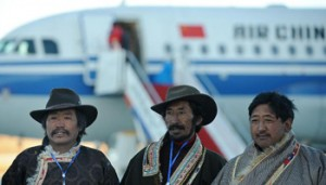 The airport built with an investment of $255 million, is expected to increase connectivity to the Tibetan prefecture [Xinhua]