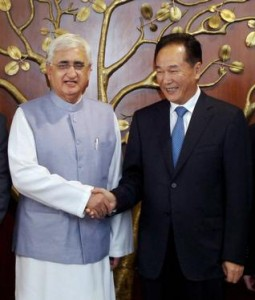 On social media, Khurshid said India hoped to learn from Chinese experiences with it [PTI]